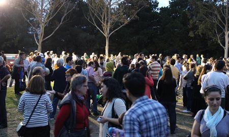 جشن چهارشنبه سوری در ملبورن استرالیا 17/3/2015
