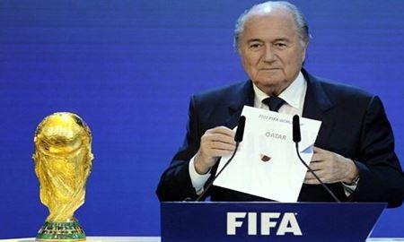 'قطر و روسیه ممکن است میزبانی جام جهانی را از دست بدهند'