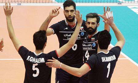 لیگ جهانی والیبال؛ دومین پیروزی خانگی ایران مقابل آمریکا