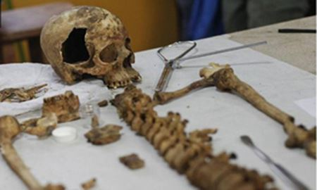 مطالعه ژنتیکی انسان 8 هزار و 500 ساله در امریکا