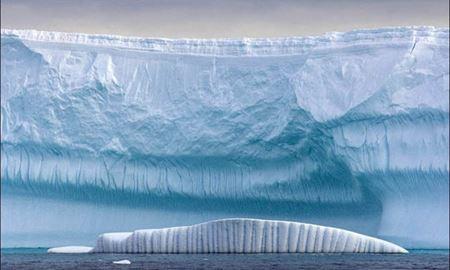 سفر به اعماق یخ های قطب شمال