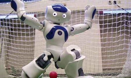 رباتهای ایرانی خوش درخشیدند