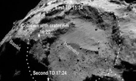 کشف عناصر حیات بر سطح سیارک فضایی