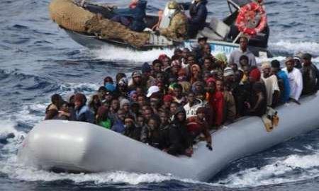 دو هزار و 600 پناهجو امسال در دریا جان باختند