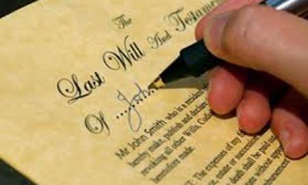 توصیه های حقوقی درباره تنظیم وصیت نامه در استرالیا
