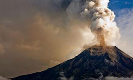 کشف ذخائر طلا و نقره در دل آتشفشانی در نیوزلند