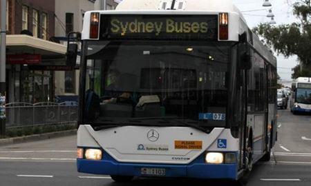 إعلام برنامه جديد حركت اتوبوس ها در مركز شهر سيدني