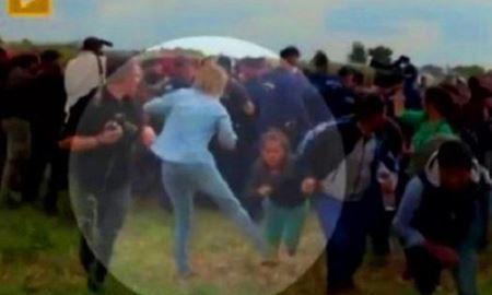 فیلمبردار لگدپران مجارستانی و عذر بدتر از گناه وی