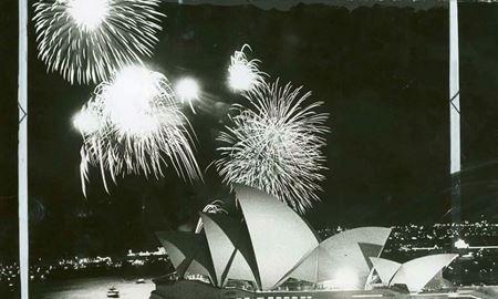 سالگرد افتتاح اپراهاوس سیدنی