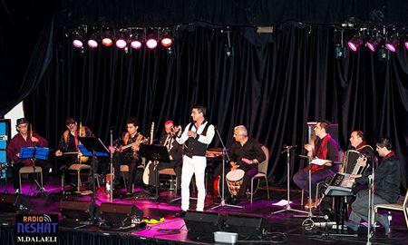 گزارش تصویری از اجرای کنسرت آذربایجان در ملبورن 2015