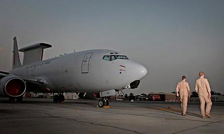 ماموریت نیروی هوایی سلطنتی استرالیا علیه داعش