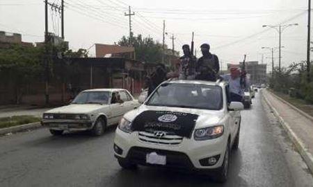 خودروهای سرقتی استرالیا زیرپای تروریست های داعش در سوریه