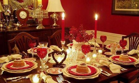 شام مشهور کریسمس در کشورهای مختلف