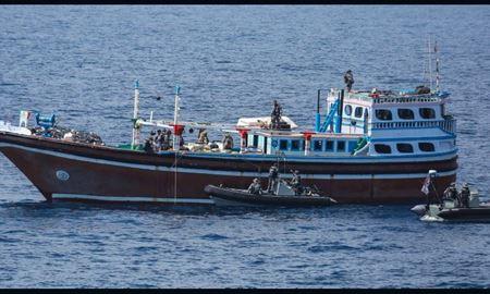 آیا محموله سلاح توقیف شده در آبهای عمان  توسط استرالیا مرتبط با ایران است؟