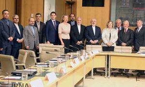 گفتگو با وهاجی سفیرایران در خصوص سفردو روزه ظریف وزیرخارجه در استرالیا