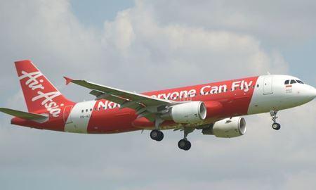 هواپیمای ایر آسیا پروازهای خود را به تهران آغاز کرد