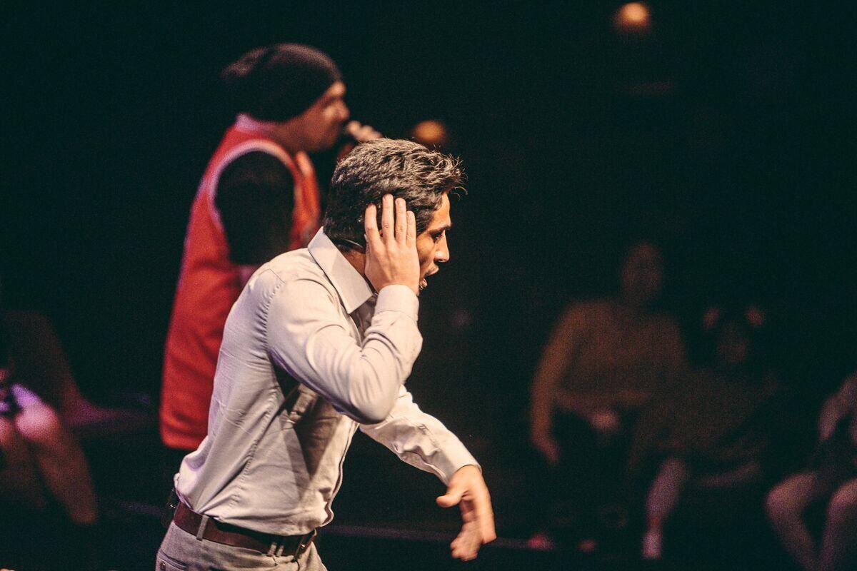 گفتگو با میلاد نوروزی خواننده جوان سبک رپ در استرالیا
