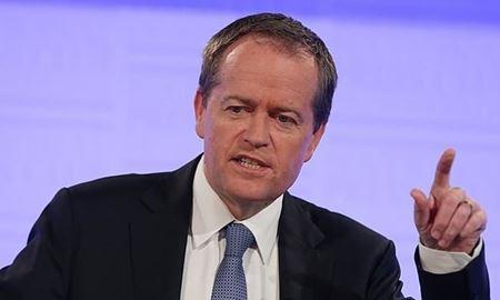 بیل شورتن خواستار استعفای مالکوم ترنبول از نخست وزیری استرالیا شد
