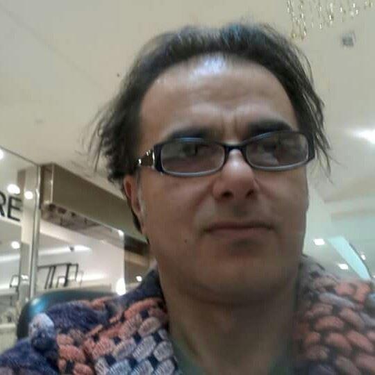 مصاحبه با عزیزی کوتنایی شاعر و محقق