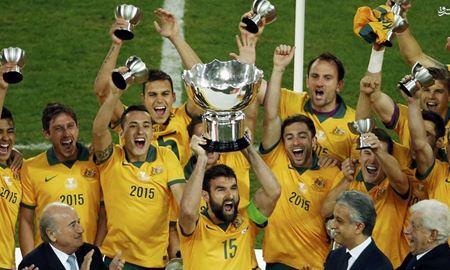حضور تیم ملی فوتبال استرالیا در ایران پس از 20 سال