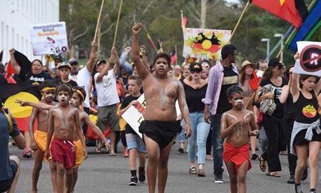 هشدار...زبان بومیان استرالیا در  حال نابودی است!