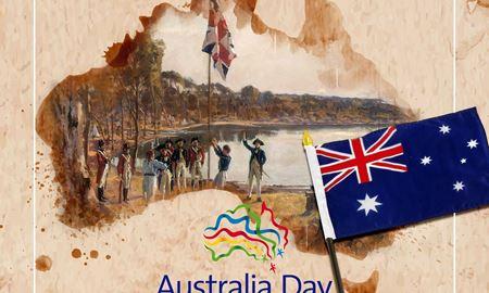 رویدادهای استرالیا / روز ملی استرالیا ( Australia Day ) / بیست و ششم ژانویه در کل کشور استرالیا