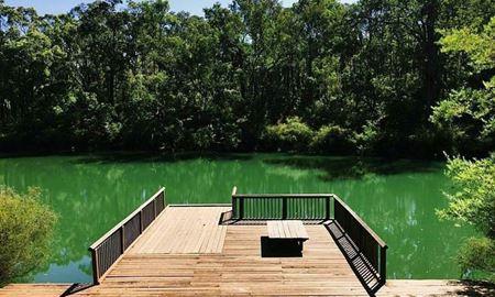 گردشگری استرالیا/ استرالیای غربی (پرت)،استخر طبيعي (حوضچه طبيعي)بسيار زيبا و آرام
