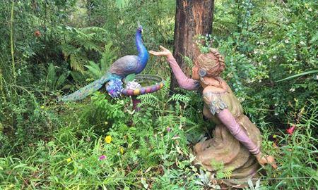 گردشگری استرالیا/ ملبورن ...پارک زیبا و دیدنی (Bruno's Art and Sculpture Garden )