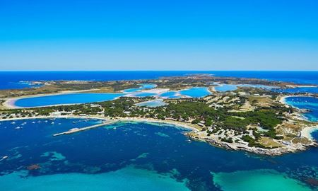 گردشگری استرالیا/پرت...استرالیای غربی...جزیره راتنست (Rottnest Island)