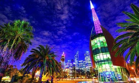 پرت...استرالیای غربی برج ناقوس ( Bell Tower )
