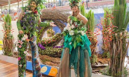 ملبورن ...استرالیا / نمایشگاه بین المللی گل و گیاه