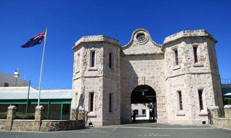 پرت...استرالیای غربی/ زندان فریمانتل ( Fremantle Prison )