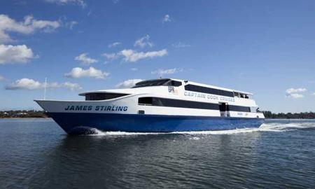 پرت...استرالیای غربی/ سفر با کشتی کروز ( CAPTAIN COOK CRUISES WA )