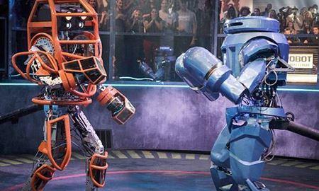 ادلاید...استرالیا / مبارزه شبانه ربات ها (  Robot Fight Night   )   اپریل 2017