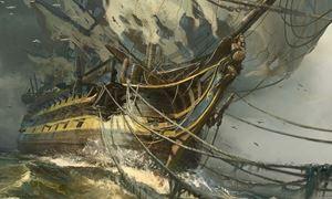 """داستان کوتاه و آموزنده """"صوتی""""/ کشتی شکستگان...با صدای نازنین آذرسا"""