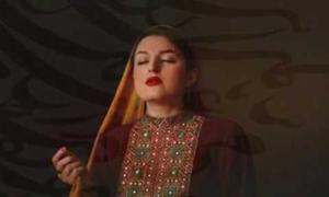 مصاحبه با خانم ملیحه مرادی خواننده گروه همنوازان سرو