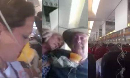 وحشت مسافران مقصد بالی در هواپیمای ایر آسیا در آسمان استرالیا
