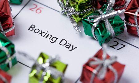 رویدادهای استرالیا / روز باکسینگ (Boxing day) / بیست و ششم دسامبر 2017