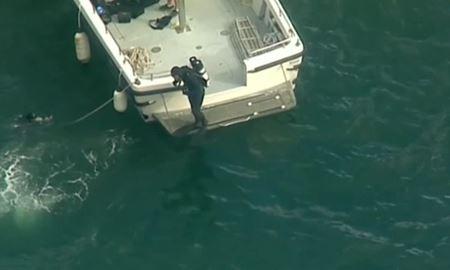 ۶ نفر در پی سقوط  هواپیما به داخل رودخانه  سیدنی استرالیا کشته شدند