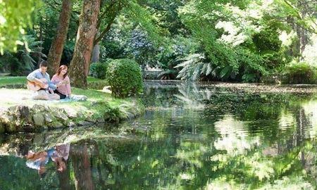 گردشگری استرالیا..ملبورن/ باغ یادبود آلفرد نیکلاس ( Alfred Nicholas Memorial Gardens )