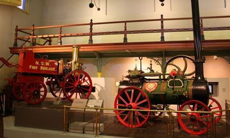 گردشگری استرالیا/سیدنی ...ایالت نیو ساوت ولز/ موزه پاورهوس ( Powerhouse Museum )