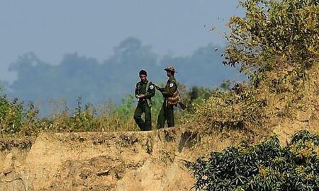 استرالیا  400 هزار دلار برای آموزش نظامیان میانمارهزینه می کند