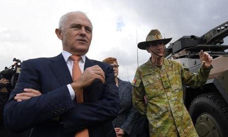 قرار داد نظامی  چهار میلیارد دلاری بین استرالیا و آلمان