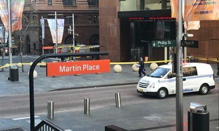 مرکز شهر سیدنی به دلیل نشت گاز تخلیه شد