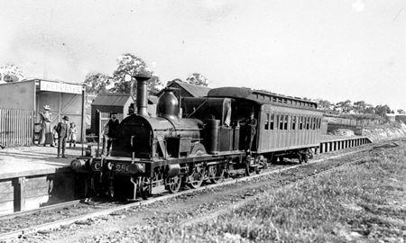 تاریخچه راه آهن در استرالیا