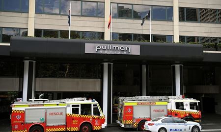 مسمومیت تنفسی حدود 30 نفر در هتل لوکس سیدنی