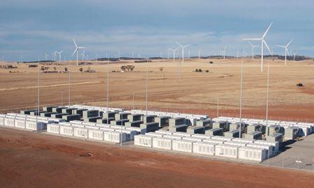 40 میلیون دلار سود از مجموعه باتریهای نصب شده در استرالیای جنوبی