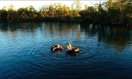 گردشگری استرالیا/ایالت استرالیای جنوبی( ادلاید).. South Australia/چشمه های آب گرم (Dalhousie Mound Springs )