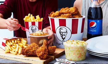 دانستنی های جالبی از برند فست فود KFC
