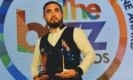 """حضور جوان افغانستانی درمرحله نهایی  """"بهترین تجارتهای کوچک استرالیا -2019"""""""